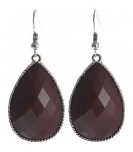 Bruine oorbellen, Oorbellen, Oorbellen Bruin-, houtkleurig kopen, Bruin-, houtkleurig Oorbellen online kopen, fashion Oorbell